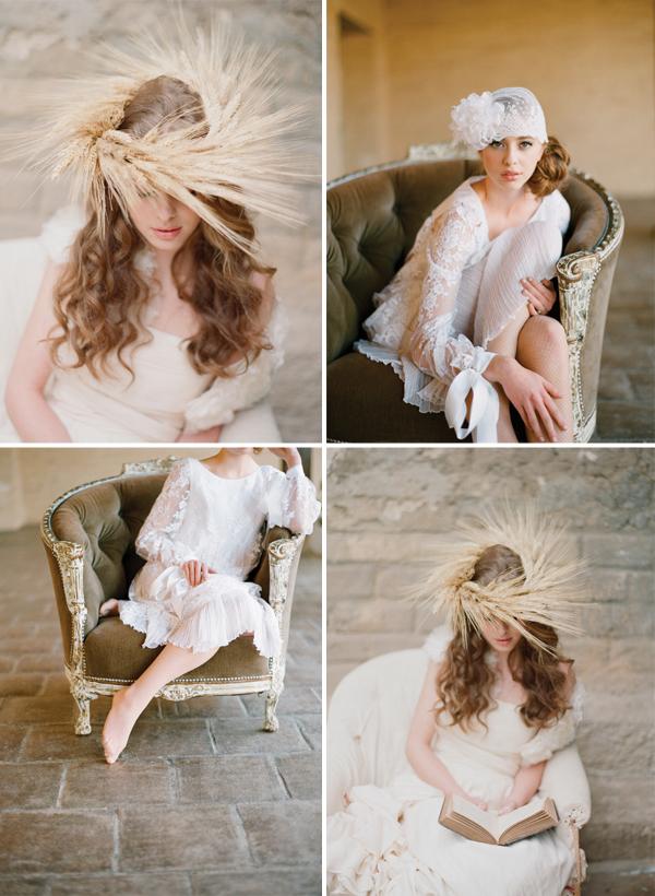 Mag Rouge Elizabeth Messina Cover Shoot