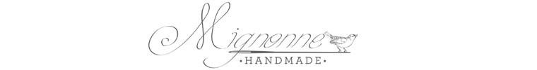 Mignonne Handmade on Etsy