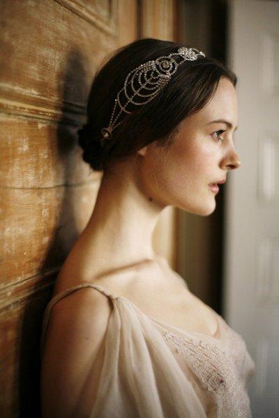 Style Me Pretty Jennifer Behr Accessories Inspiration Shoot