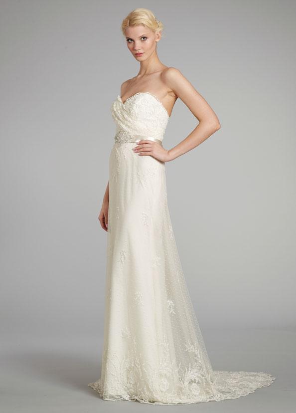 Tara Keely 2013 wedding dress design 2256