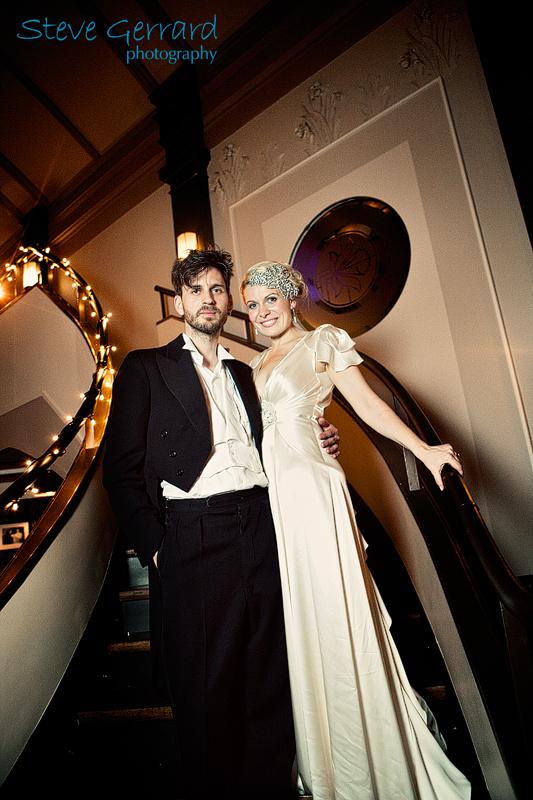 LMD Art Deco Divine Wedding