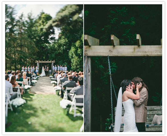 Bayly & Moore New Zealand Wedding on 100 Layer Cake
