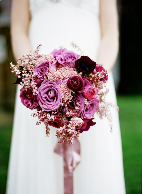 Pink Lilac Rose Bouquet