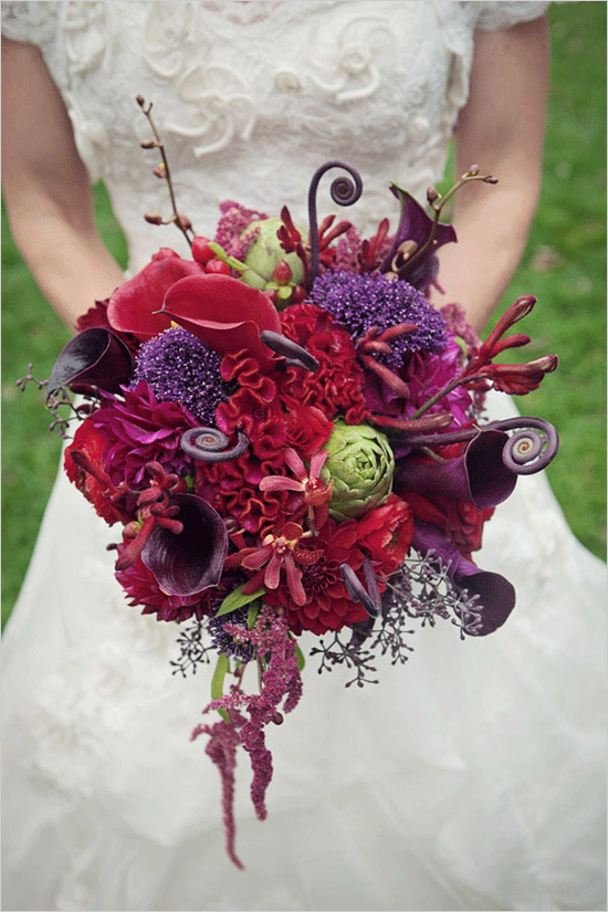 25 Beautiful Vintage Inspired Bridal Bouquets Chic Vintage Brides