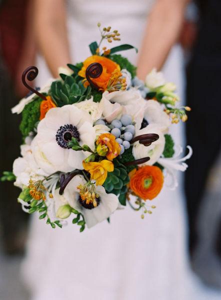 Splash of Orange Bouquet