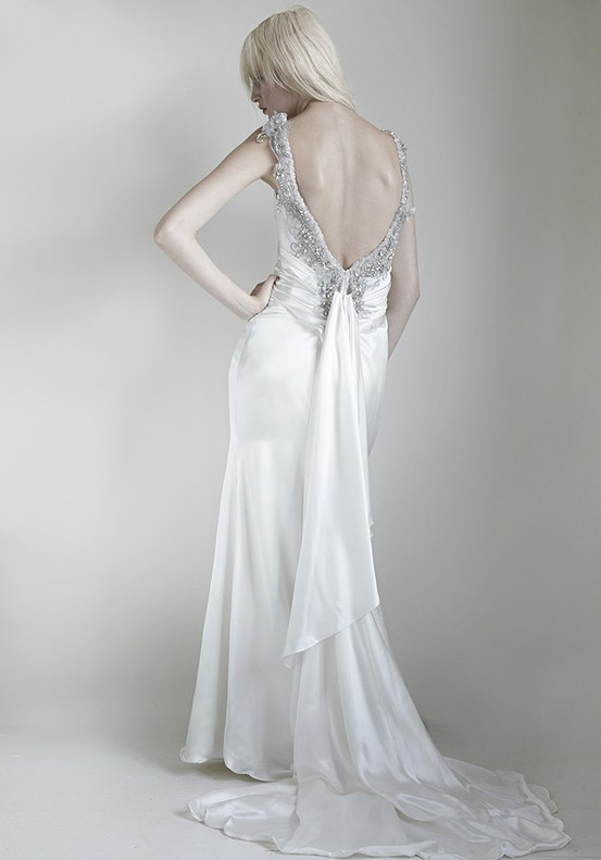 Enchantress - Mariana Hardwick's Precious Curiosities 2013 Wedding Dress Collection
