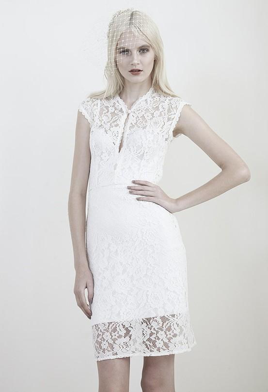 Grace - Mariana Hardwick's Precious Curiosities 2013 Wedding Dress Collection