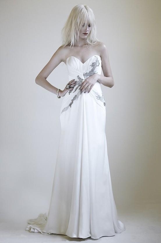 Macy - Mariana Hardwick's Precious Curiosities 2013 Wedding Dress Collection