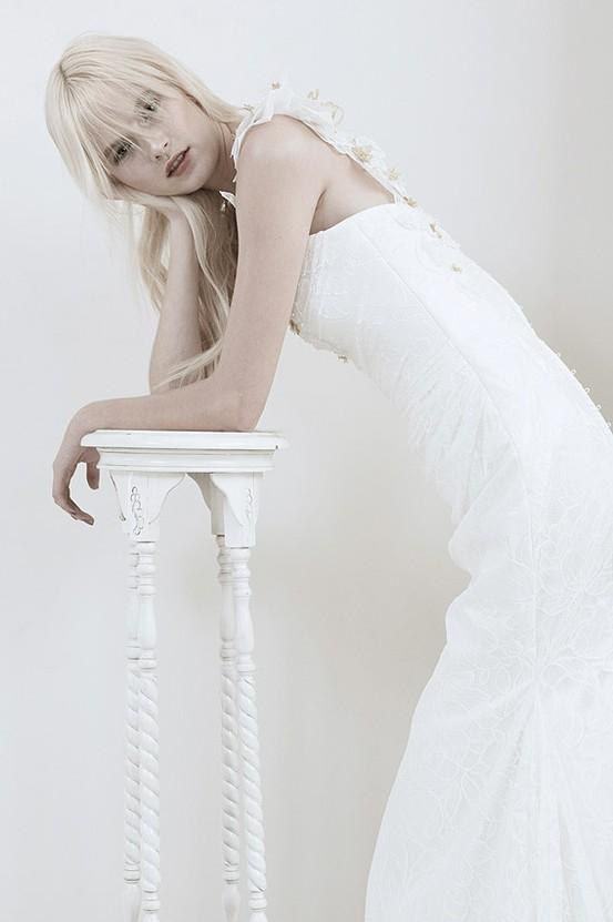 Mya - Mariana Hardwick's Precious Curiosities 2013 Wedding Dress Collection