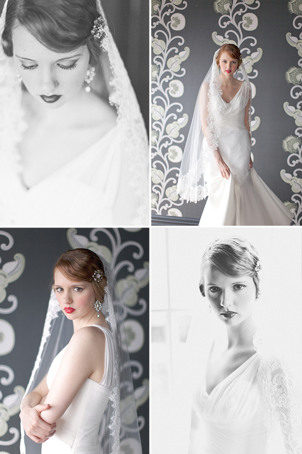 1930s Styled Shoot by Candy Capco on Magnolia Rouge