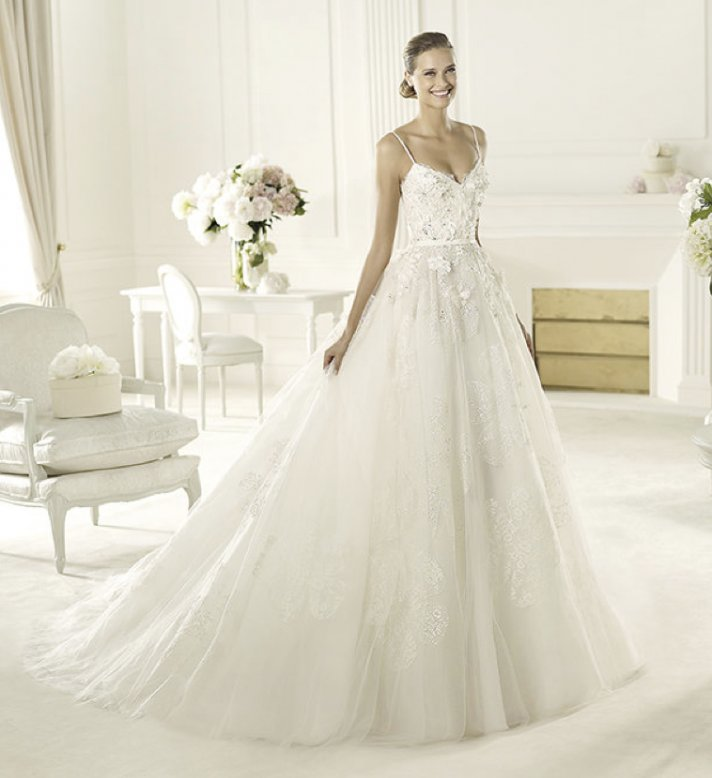 Elie Saab's 2013 Collection for Pronovias - Dione Wedding Dress