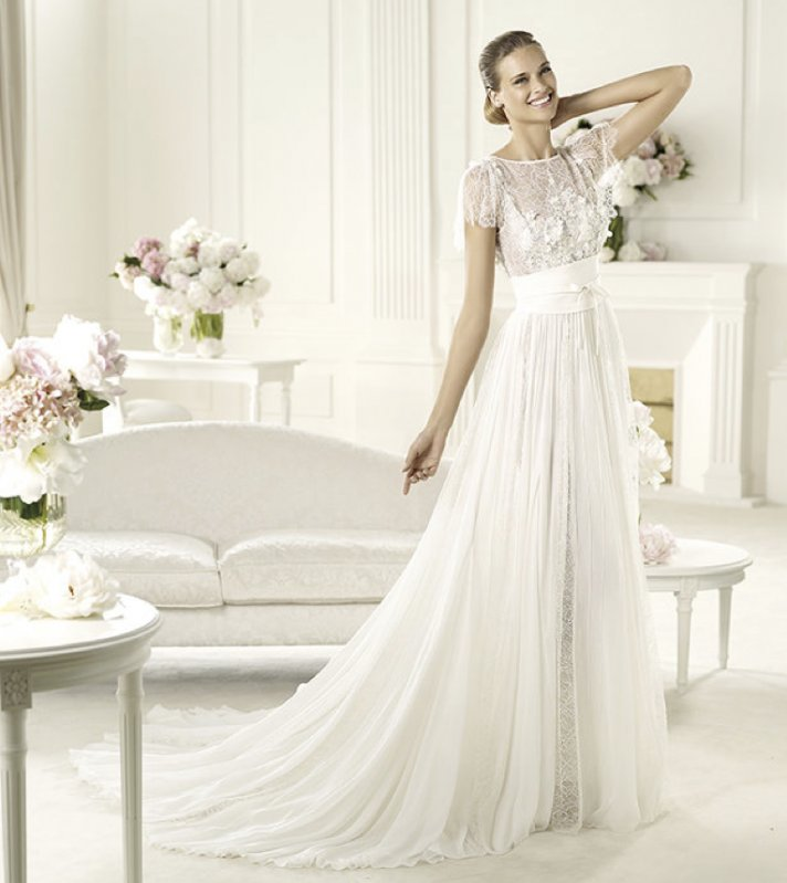 Elie Saab's 2013 Collection for Pronovias - Lorraine Wedding Dress