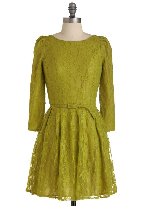Modcloth - Flourish De Lis Bridesmaids Dress
