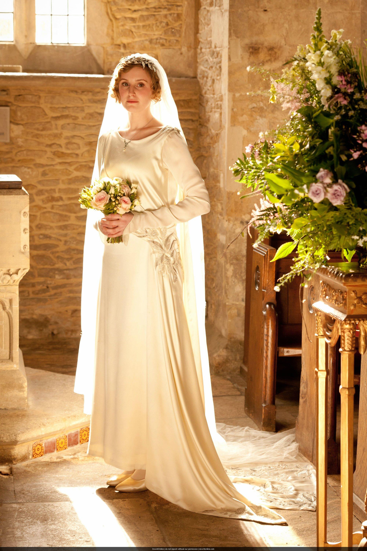 downton abbey series 3 mary amp matthews wedding chic