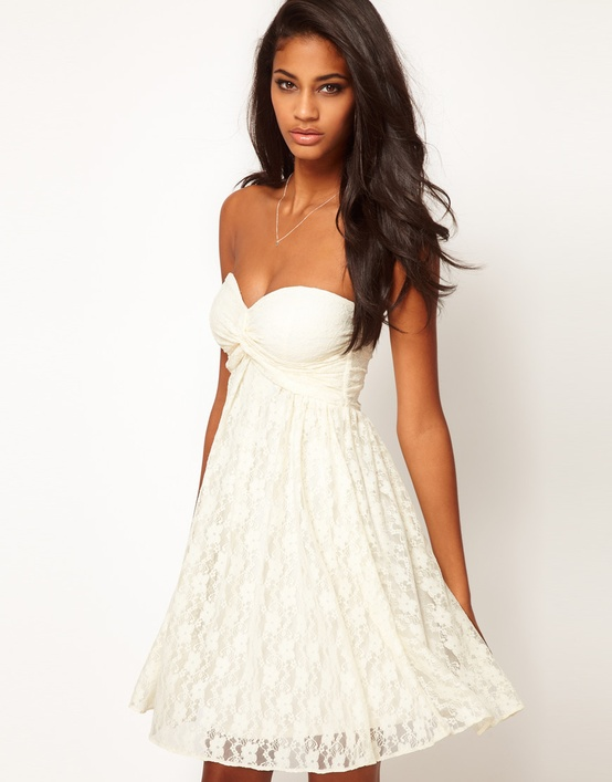 4895400d21f Perfect Ivory Bridesmaid Dresses   Chic Vintage Brides