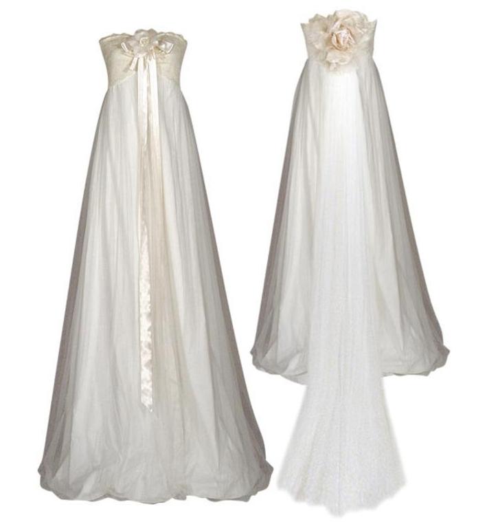 Claire Pettibone's Larissa Wedding Dress