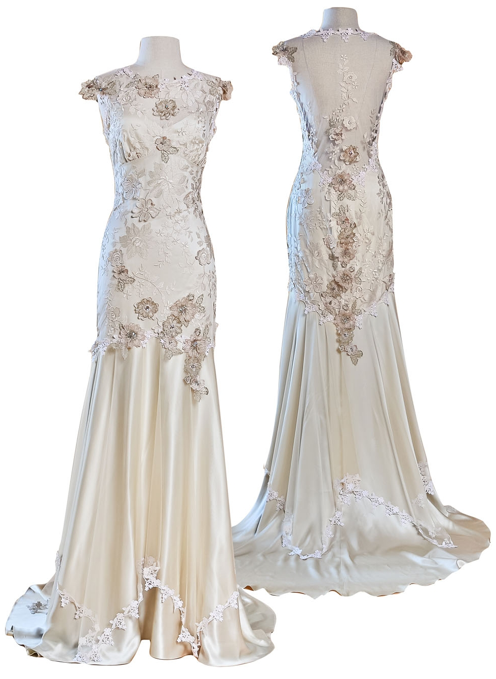 claire pettibone wedding dresses image collections