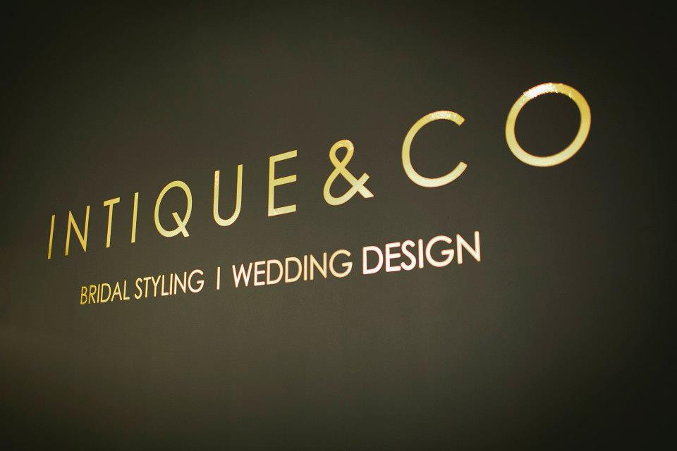 Intique & Co. Boutique, Bridal Stylists and Wedding Designers - Brighton, Victoria, Australia