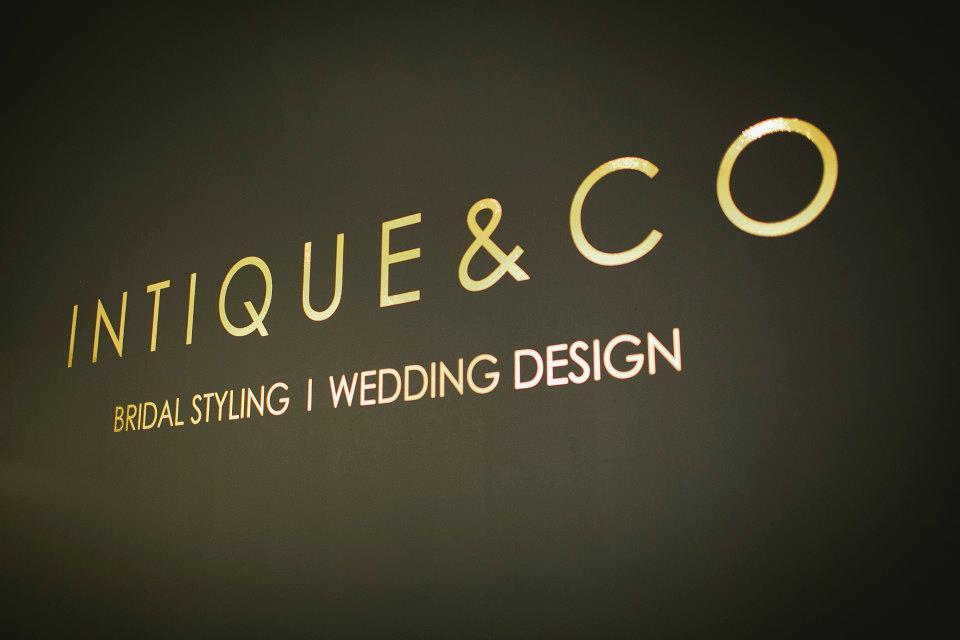 Intique & Co. Boutique, Bridal Stylists and Wedding Designers - Brighton, Victoria, Australia