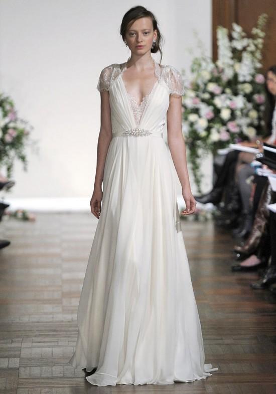 Jenny Packham's Fall 2013 Bridal Collection Dentelle