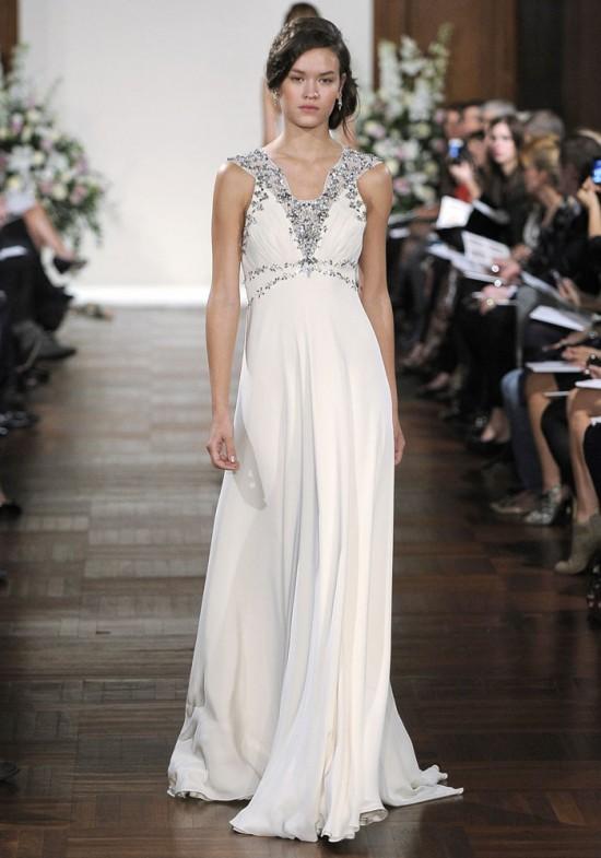 Jenny Packham's Fall 2013 Bridal Collection - Muscari