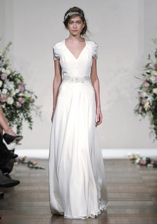 Jenny Packham\'s Fall 2013 Wedding Dress Passiflora - Chic Vintage ...