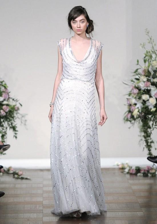 Jenny Packham's Fall 2013 Bridal Collection Strelitzia