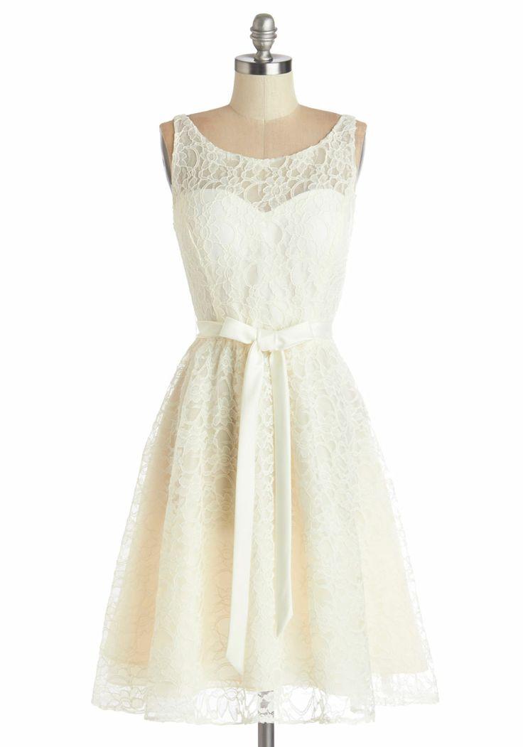 Simply Divine Lace Bridesmaid Dress