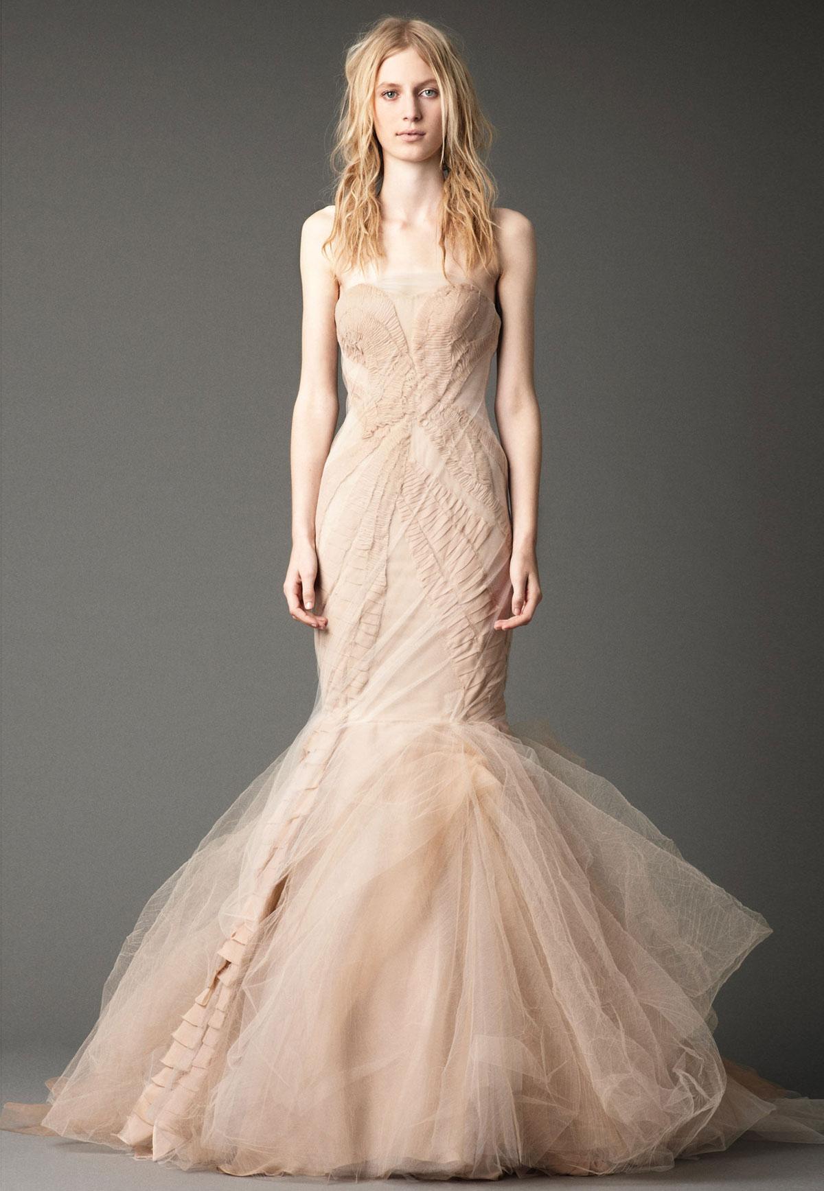 Vera Wang Jasmine Fall 2012 Wedding Dress