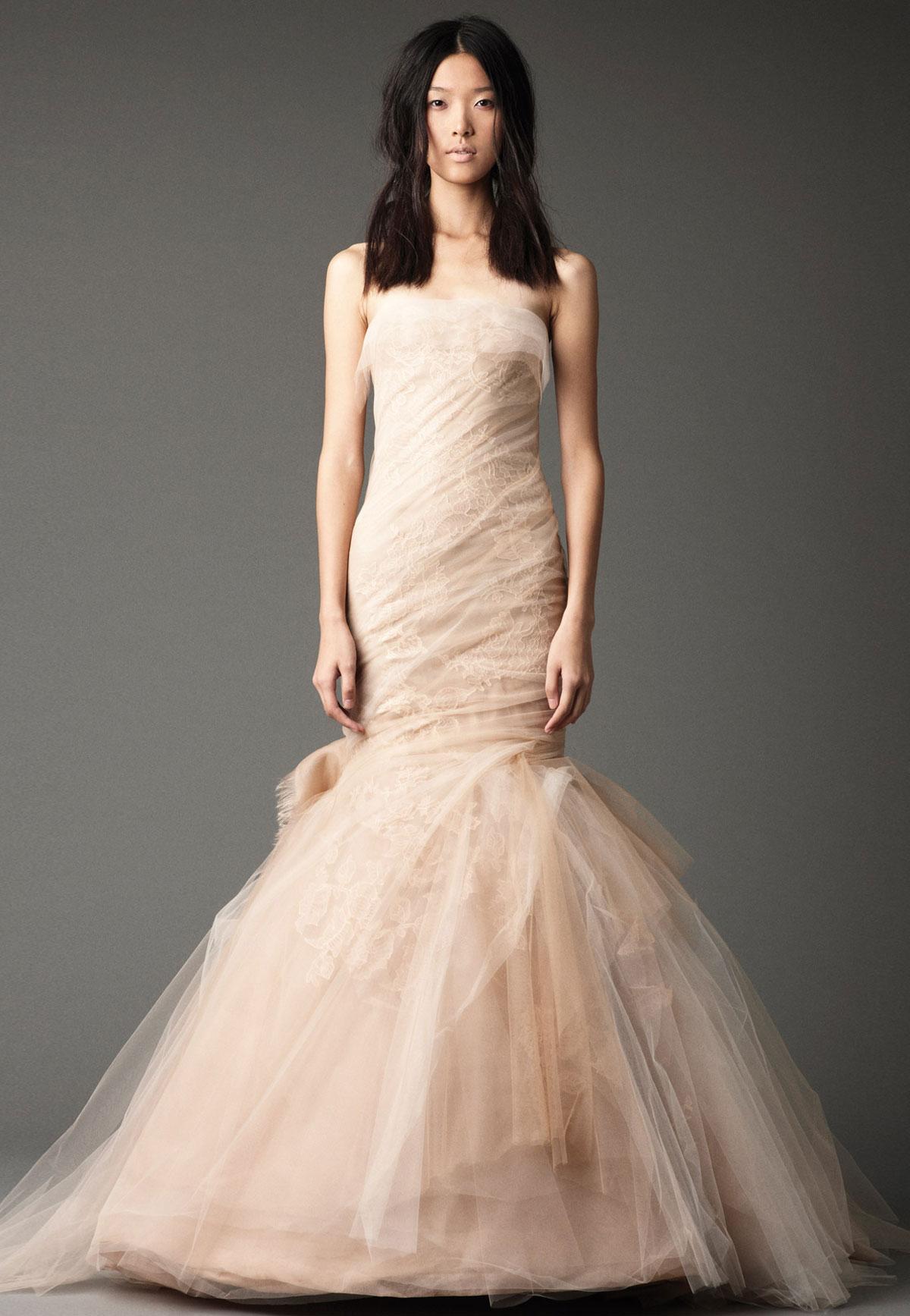 Vera Wang Juliet Fall 2012 Wedding Dress