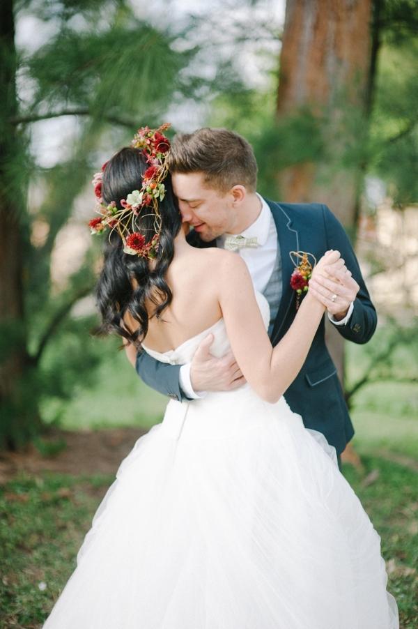Modern Speak Easy Wedding Inspiration Shoot