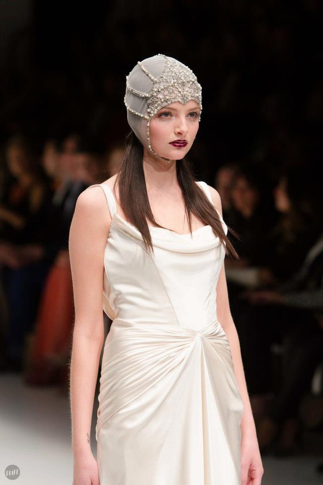 April by Gwendolynne at Melbourne Spring Fashion Week 2012