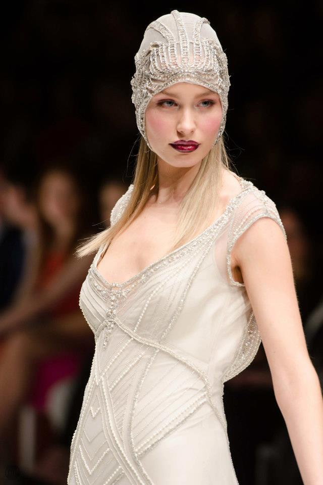 Eliza by Gwendolynne at Melbourne Spring Fashion Week 2012