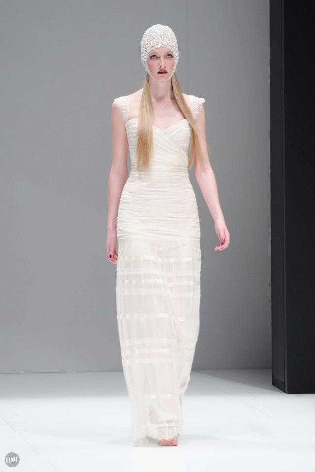 Felicia by Gwendolynne at Melbourne Spring Fashion Week 2012