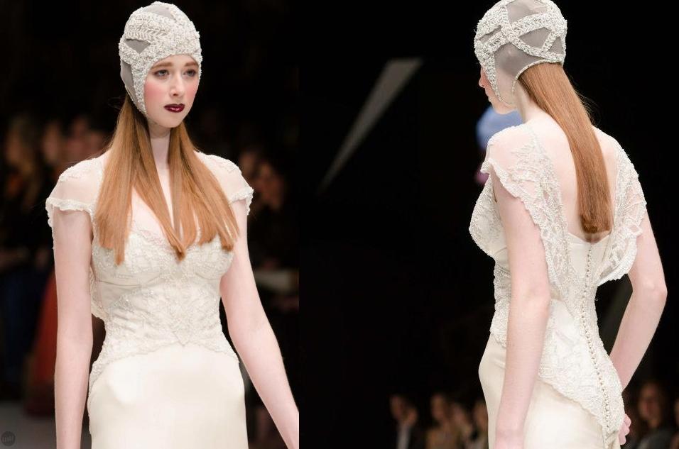 Hannah by Gwendolynne at Melbourne Spring Fashion Week 2012