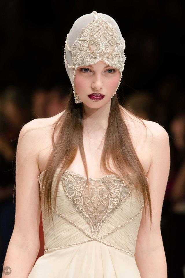 Heidi by Gwendolynne at Melbourne Spring Fashion Week 2012