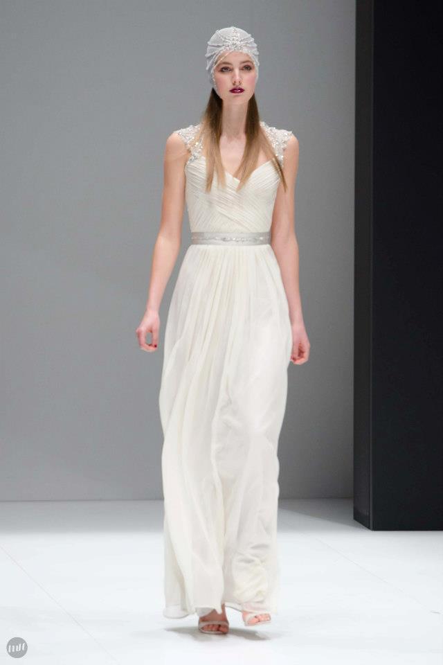 Julia by Gwendolynne at Melbourne Spring Fashion Week 2012