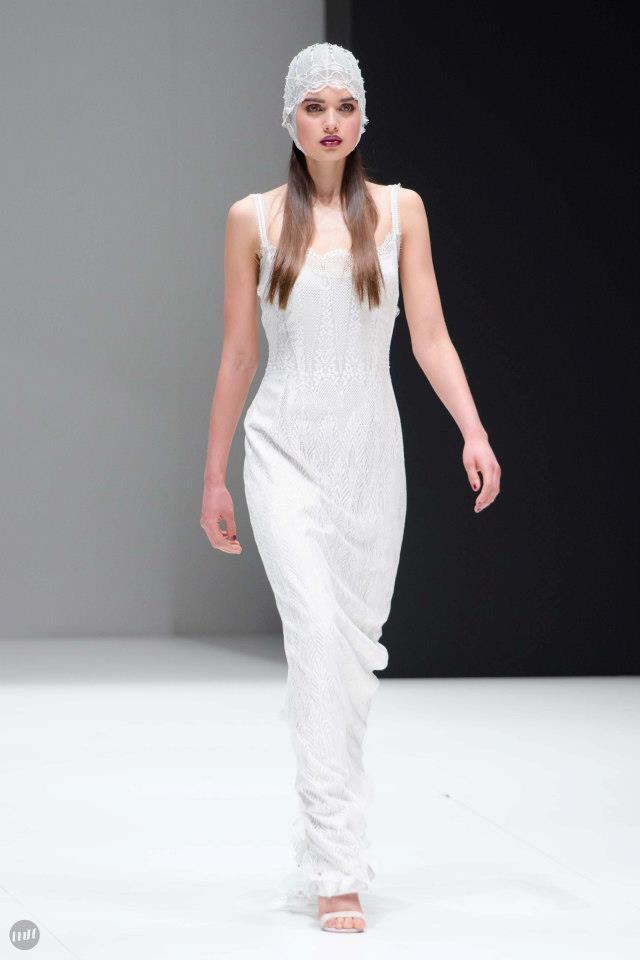 Liberty by Gwendolynne at Melbourne Spring Fashion Week 2012