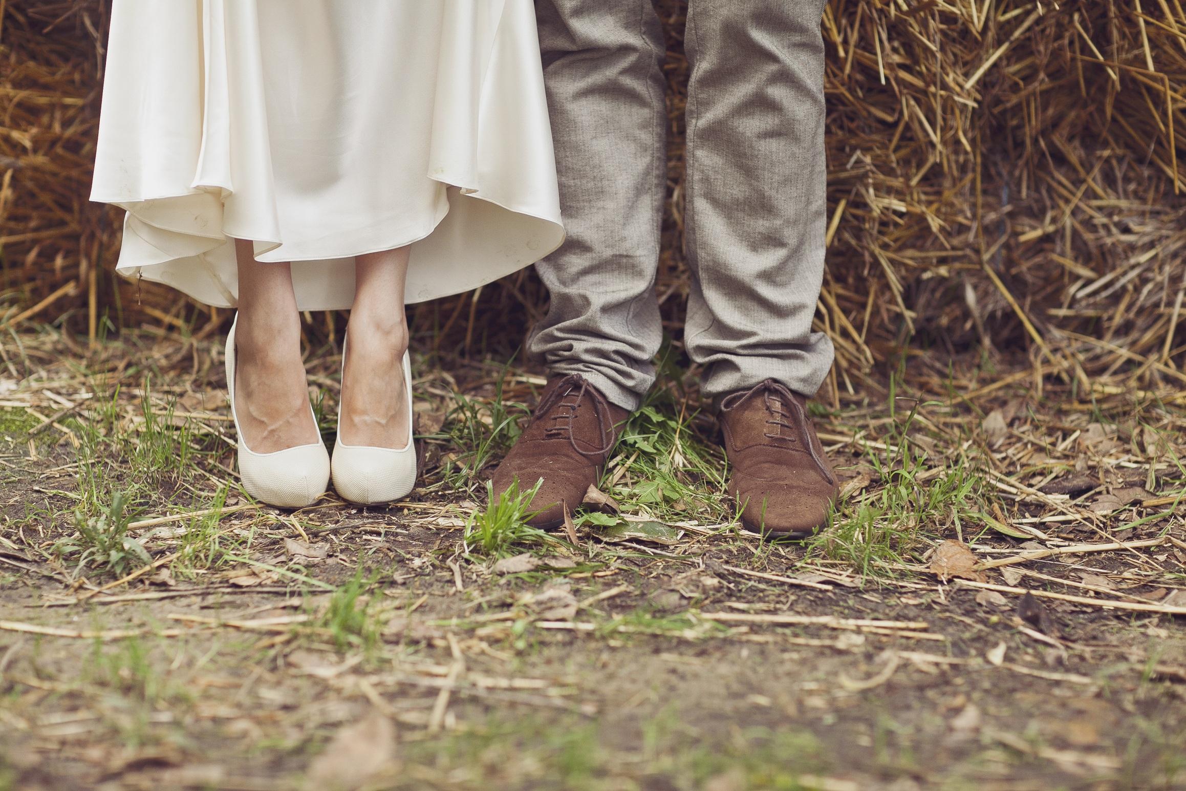 Manly Wedding - Ed & Nora by Jo Bartholomew