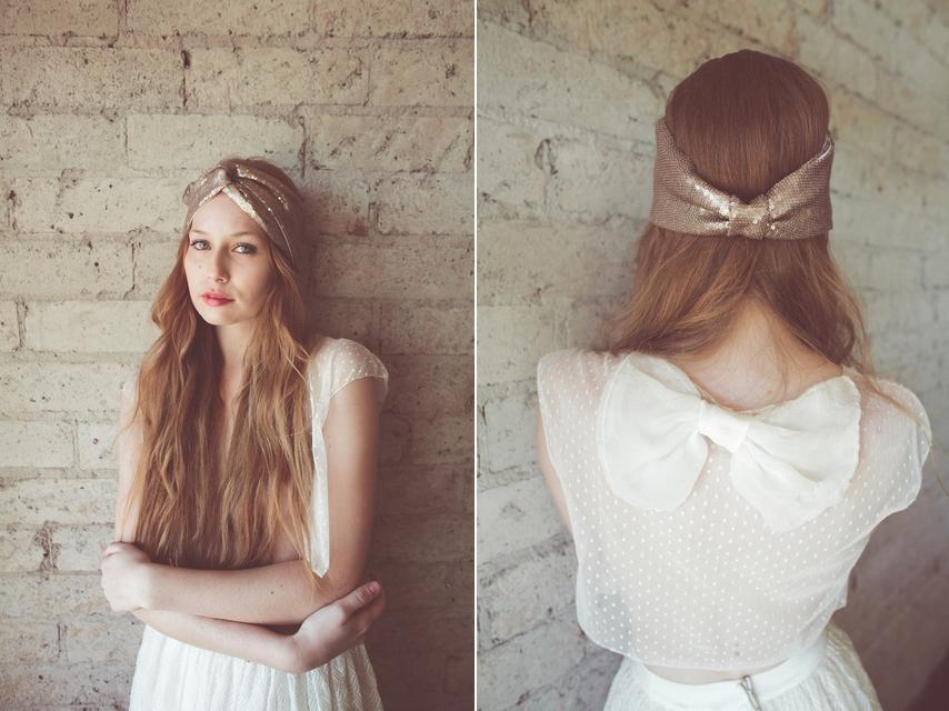 Mignonne Handmade Winter Spring 2013 Collection