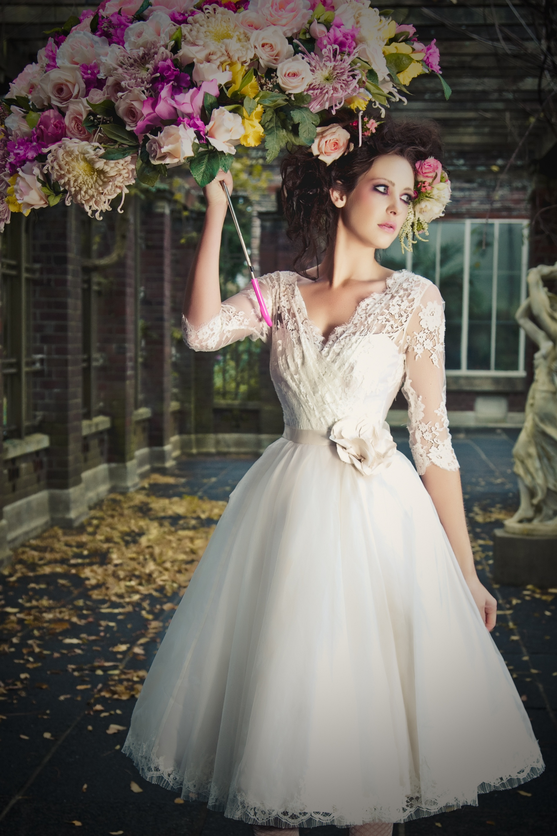 Immortal Beloved Inspiration Shoot by Primrose & Finch