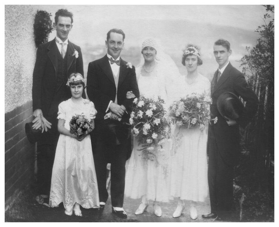 1930 Wedding