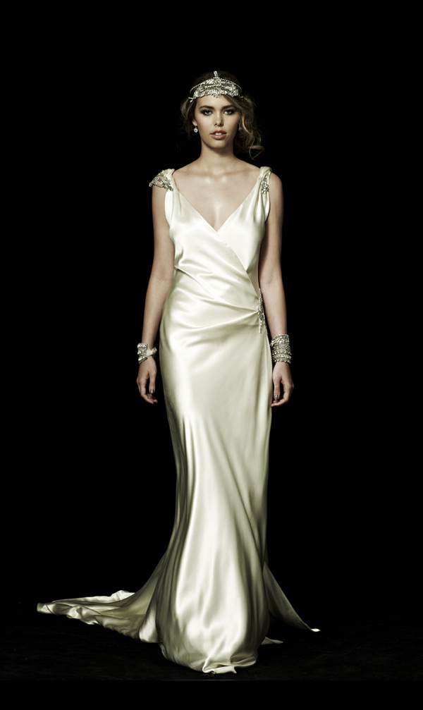 Ada from Johanna Johnson's SS2013 Bridal Collection