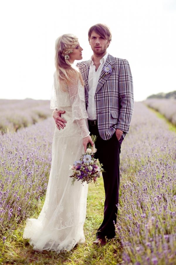 Braided Bridal Updos