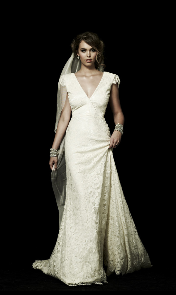 Geshwin from Johanna Johnson's SS2013 Bridal Collection