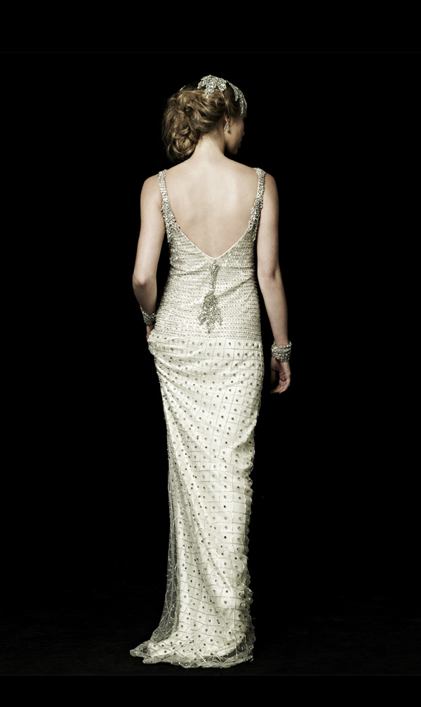 Heiress from Johanna Johnson's SS2013 Bridal Collection