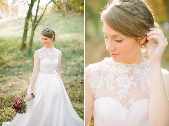 Bohemian Wedding Inspiration Shoot on Green Wedding Shoes