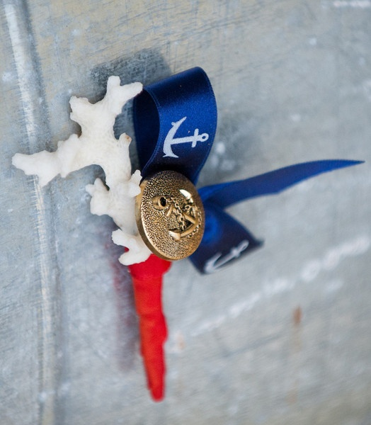 Nautical Alternative Boutonniere