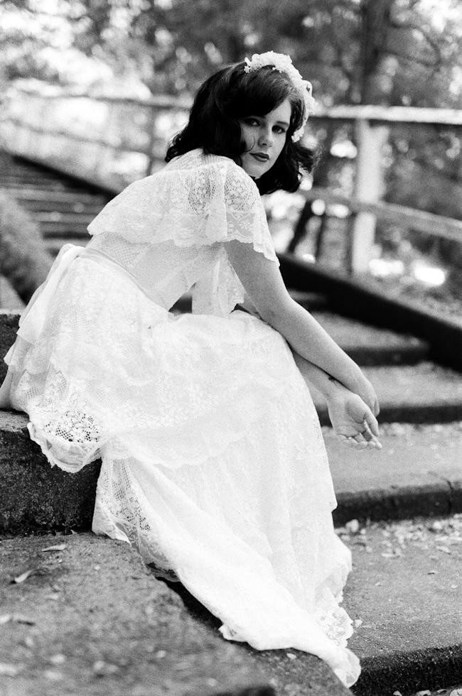 Vintage Bridal Shoot by Josie Richardson