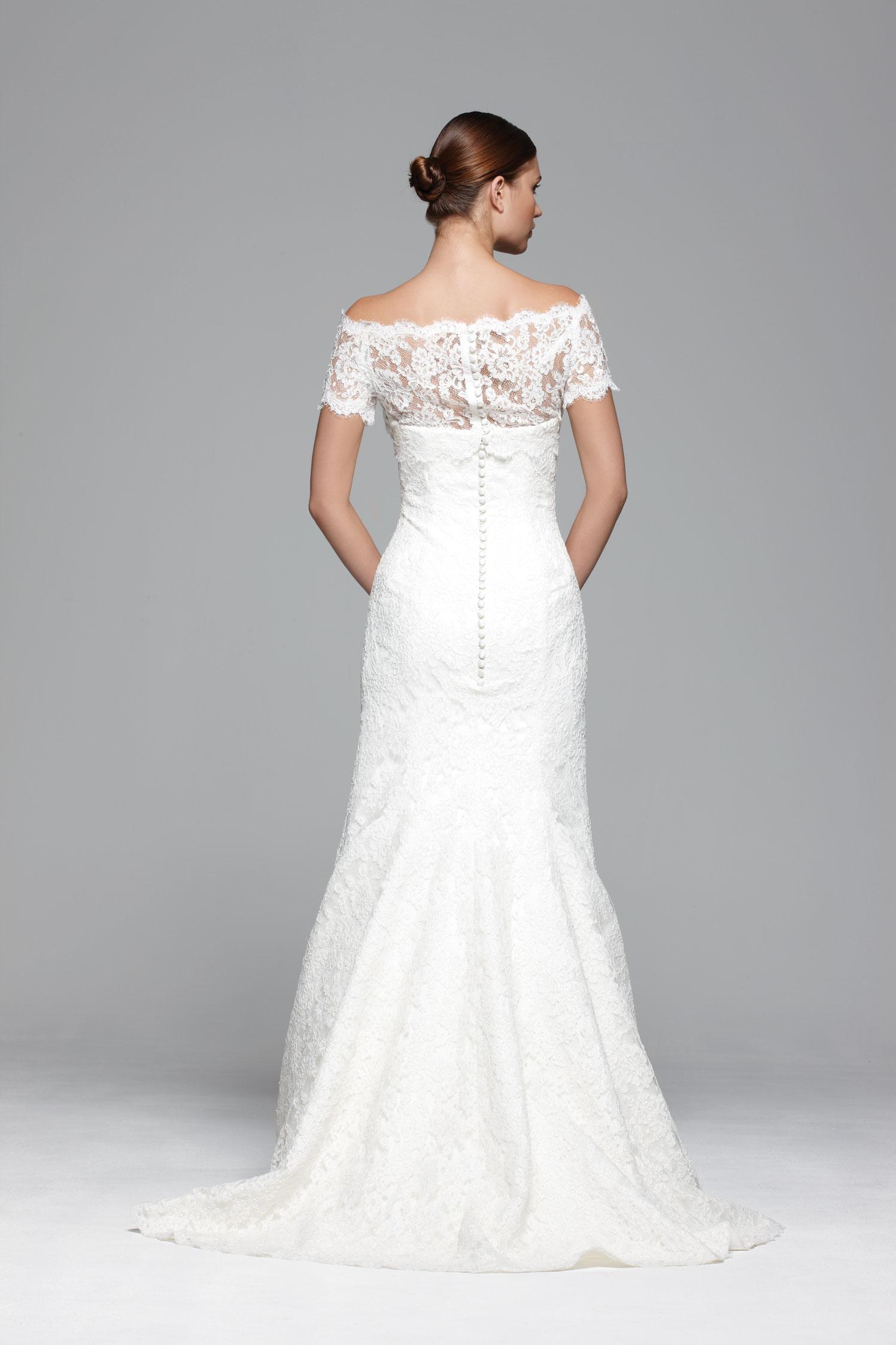 Stewart Parvin Crazy Love Wedding Dress